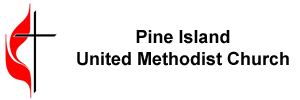 Logo for Pine Island, MN United Methodist Church