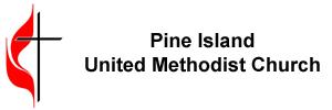 Logo for Pine Island, MN United Methodist Church